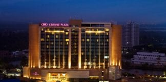Crown Plaza Kochi