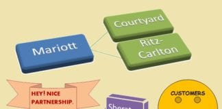 Effect of Starwood/ Ritz Carlton/ Marriott partnership
